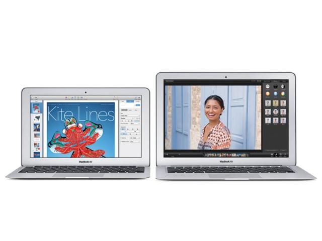 苹果MacBook Air MJVM2CH/A 2015款 11.6英寸笔记本(i5-5200U/4G/128G SSD/核显/Mac OS/银色)笔记本产品图片4