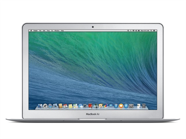 苹果MacBook Air MJVM2CH/A 2015款 11.6英寸笔记本(i5-5200U/4G/128G SSD/核显/Mac OS/银色)笔记本产品图片5
