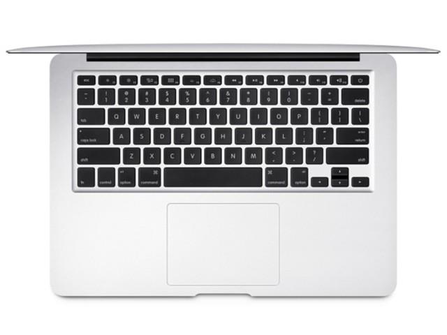 苹果MacBook Air MJVE2CH/A 2015款 13.3英寸笔记本(I5-5250U/4G/128G SSD/HD6000/Mac OS/银色)笔记本产品图片1