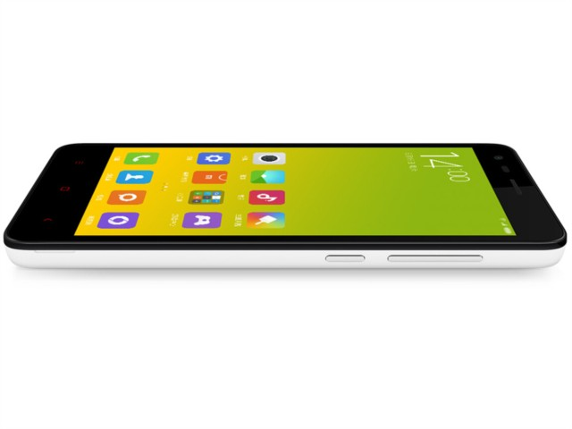 小米红米2a8g移动版4g手机(白色)手机产品图片2