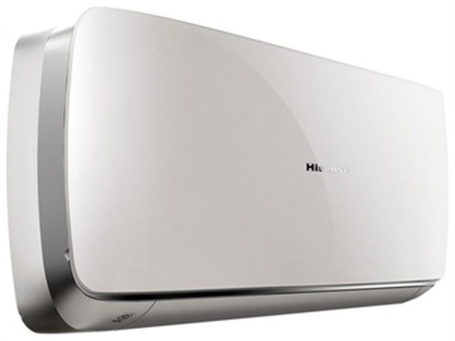 海信kfr-26gw/a8x860n-a3(1n05)空调 苹果派 大1匹壁挂式冷暖变频空调