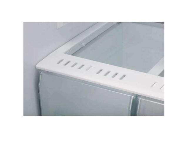 美菱BCD-356WPC 356升L 多门冰箱(银灰色)冰箱产品图片4