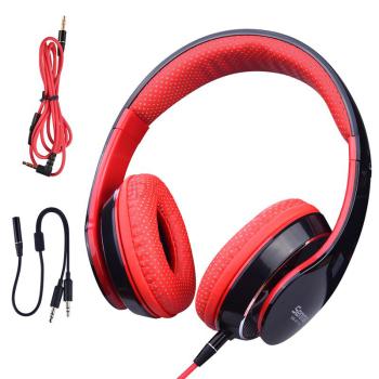 森麦手机耳机耳机头戴式耳机线控 适用于苹果6三星小米魅族华为手机