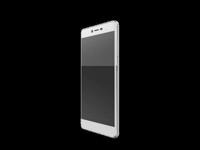 金立F103 韵银白手机产品图片2