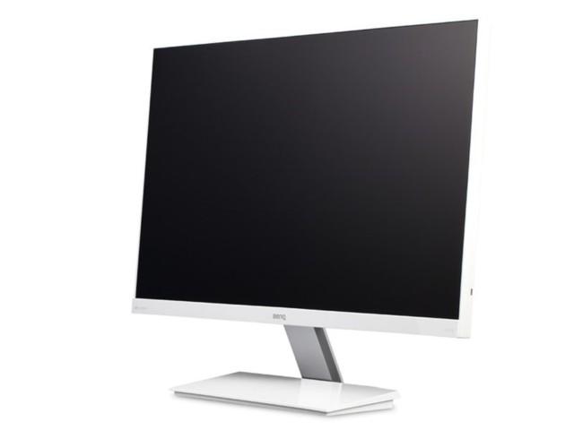 白色边框液晶显示器