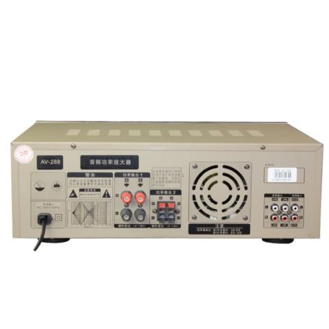 AV 288 家庭影院功放机 卡拉OK功放音响家庭影院套装产品图片4