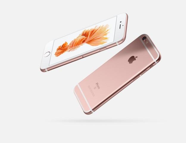 苹果iPhone 6s Plus 64GB 公开版4G(玫瑰金)手机产品图片1