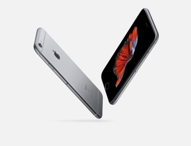苹果iPhone 6s Plus 64GB 公开版4G(玫瑰金)手机产品图片2