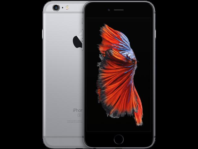 苹果iphone 6s plus 128gb 公开版4g(深空灰色)手机产品图片3