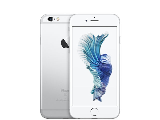 苹果iphone6s 16gb 公开版4g手机(银色)手机产品图片5