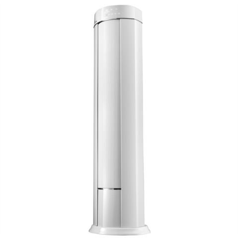格力KFR 72LW 72551 FNAb A3 3匹立柜式I酷变频家用冷暖空调 银色 空调产品图片1