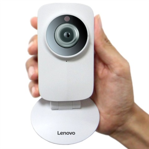 联想看家宝mini 智能家居wifi无线摄像头 微型网络家用高清监控摄像头 百万720P ip camera 云高级版智能家居产品图片3