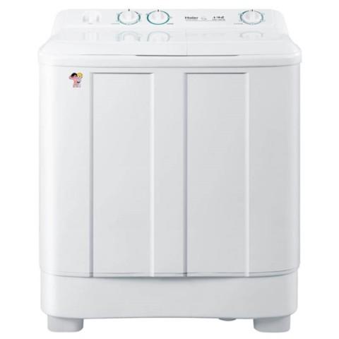 海尔XPB70-1186BS  7公斤 强力洗涤 双桶双缸洗衣机洗衣机产品图片1