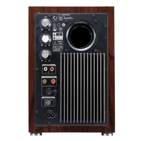 麦博玄道X3 HI-FI 2.0多媒体有源音箱 木纹色音箱产品 ...