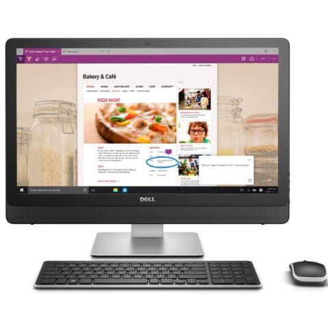 戴尔灵越5000 I5459 D1848 23.8英寸一体机 一体电脑产品图片1