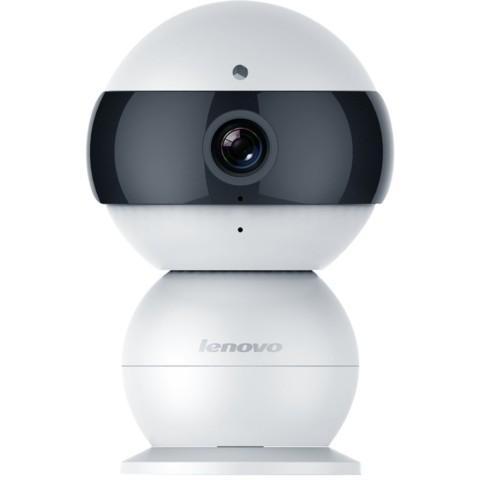 联想看家宝Snowman 网络摄像头 高清夜视 无线wifi 远程安防监控摄像机 智能家居智能家居产品图片1