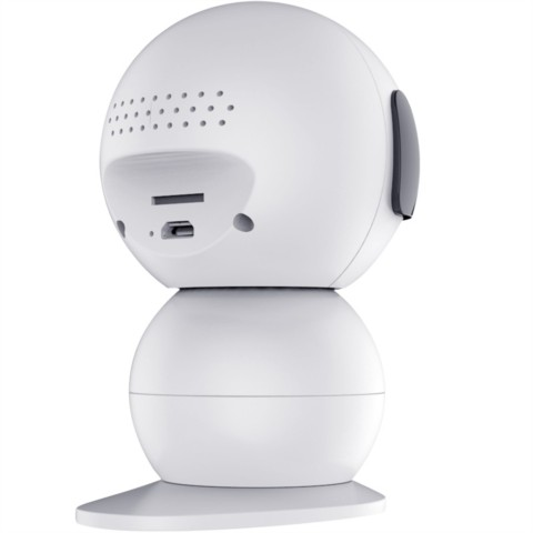 联想看家宝Snowman 网络摄像头 高清夜视 无线wifi 远程安防监控摄像机 智能家居智能家居产品图片2