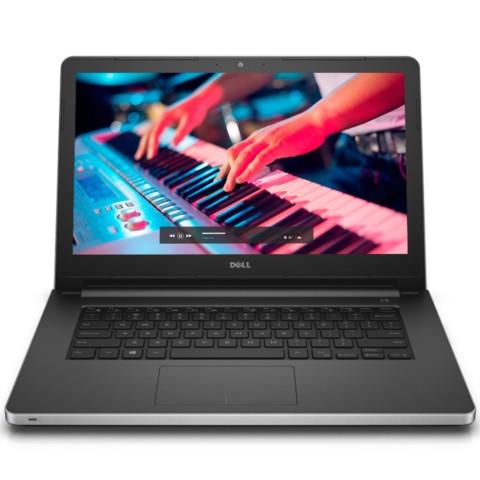 戴尔灵越5459 Ins14UR 3528S 14英寸笔记本电脑i5 6200U R5 M335 2G独显 DVD Win10 银笔记本产品图片1