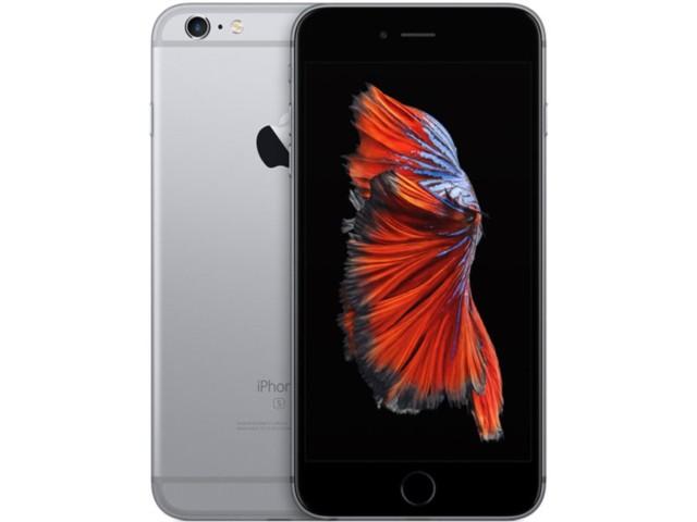 苹果6s_苹果iphone6s 128gb 港版(深空灰色)手机产品图片5