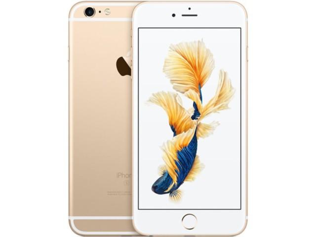 苹果iphone6s plus 128gb 港版(金色)手机产品图片5