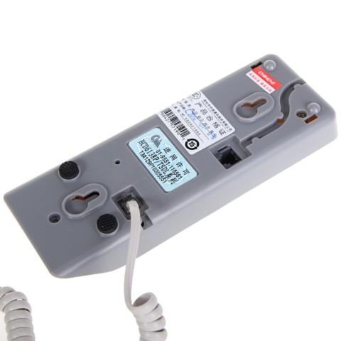 来电指示灯/免电池/可挂墙来电显示电话机