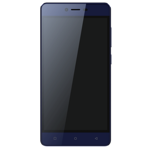 金立F103 蓝炫 移动4G手机产品图片2
