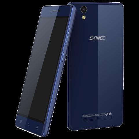 金立F103 蓝炫 移动4G手机产品图片5