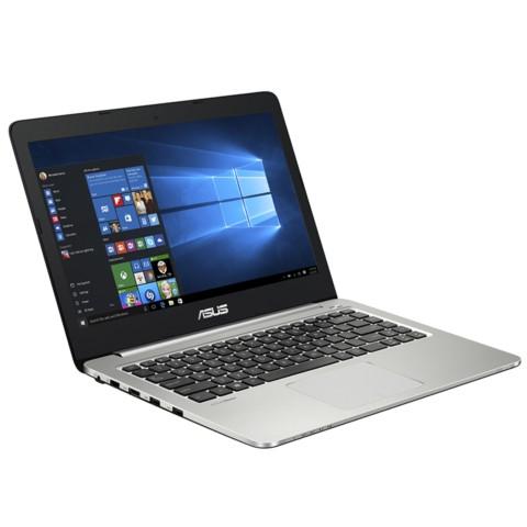华硕V455L 14英寸轻薄影音游戏笔记本电脑(i5-5200 5400转500G GTX940M 2G 独显 1366 x 768)笔记本产品图片4