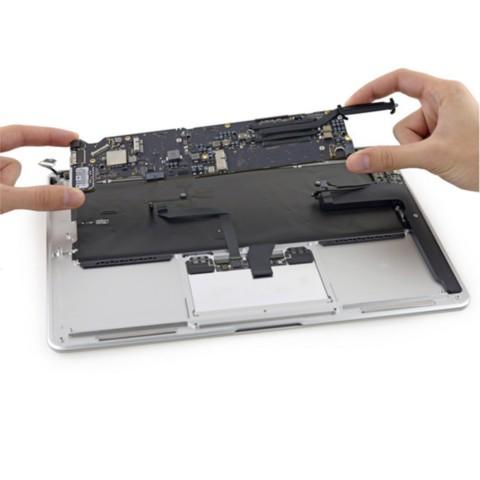 苹果MacBook Air MJVE2CH/A 2015款 13.3英寸笔记本(I5-5250U/4G/128G SSD/HD6000/Mac OS/银色)拆机图片6