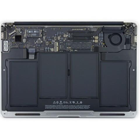 苹果MacBook Air MJVE2CH/A 2015款 13.3英寸笔记本(I5-5250U/4G/128G SSD/HD6000/Mac OS/银色)拆机图片10