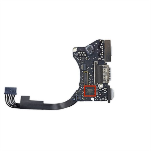 苹果MacBook Air MJVM2CH/A 2015款 11.6英寸笔记本(i5-5200U/4G/128G SSD/核显/Mac OS/银色)拆机图片2