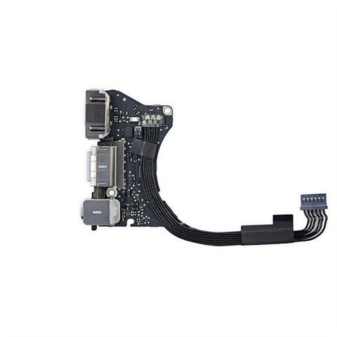 苹果MacBook Air MJVM2CH/A 2015款 11.6英寸笔记本(i5-5200U/4G/128G SSD/核显/Mac OS/银色)拆机图片3