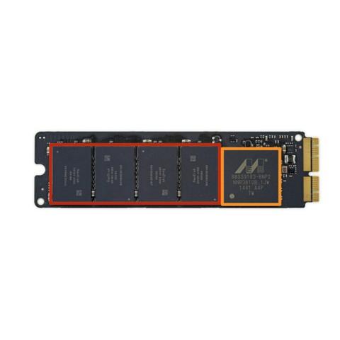 苹果MacBook Air MJVM2CH/A 2015款 11.6英寸笔记本(i5-5200U/4G/128G SSD/核显/Mac OS/银色)拆机图片8