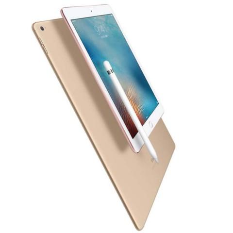 苹果iPad Pro 9.7英寸平板电脑(苹果A9 2G 128G 2048×1536 iOS9 WLAN)金色平板电脑产品图片2