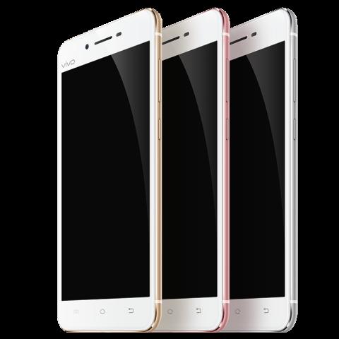 vivox6s 玫瑰色手机产品图片3