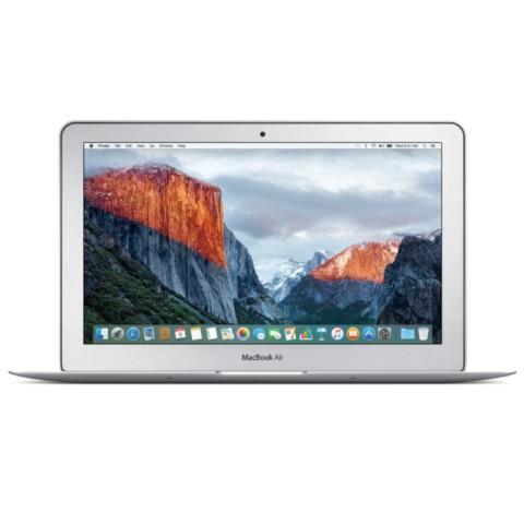 苹果MacBook Air 13.3英寸笔记本电脑 银色(Core i5 处理器/8GB内存/128GB SSD闪存 MMGF2CH笔记本产品图片1