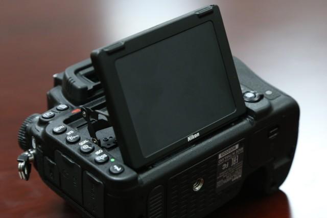 尼康D750  全画幅单反相机(2432万/翻转屏/51点AF)单机身局部细节图图片10