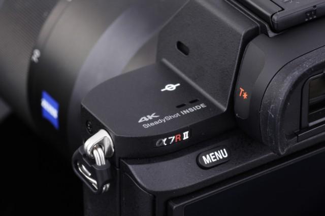 索尼A7RII 全画幅无反相机局部细节图图片4