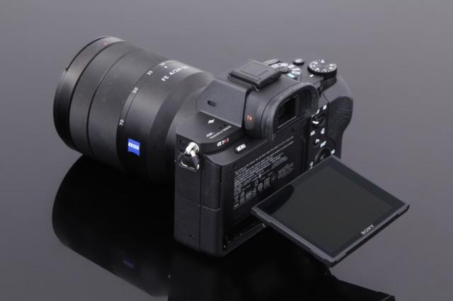 索尼A7RII 全画幅无反相机局部细节图图片8