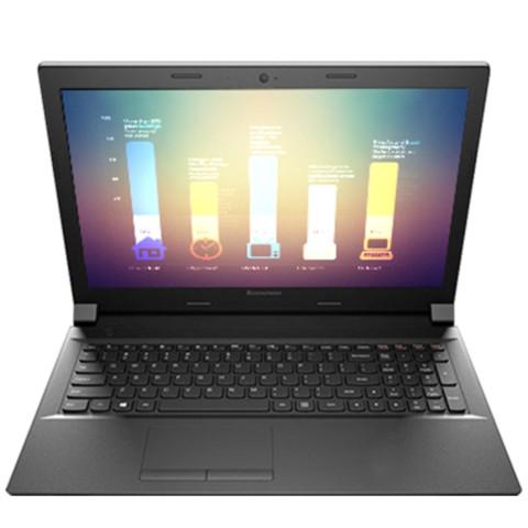 联想B51-80 15.6英寸笔记本电脑 (i7-6500 4G 500G 2G独显 DVD刻录 指纹识别 win10)黑色笔记本产品图片3