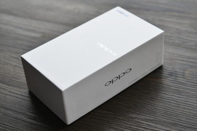 OPPOA37开箱图片2