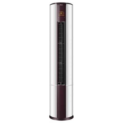 海尔KFR-72LW/09UCP22AU1 3匹 变频 智能 除PM2.5  冷暖 二级 节能 圆柱柜式空调空调产品图片3