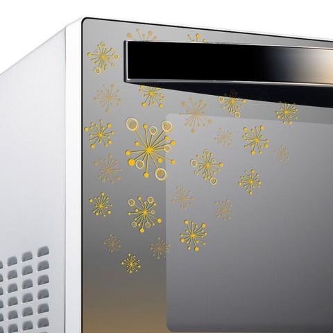 控电脑版 智能解冻微波炉 光波炉微波炉产品图片4