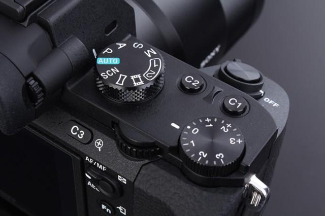 索尼ILCE-7M2 A7 2 A72 全画幅单反相机(单机身)局部细节图图片2