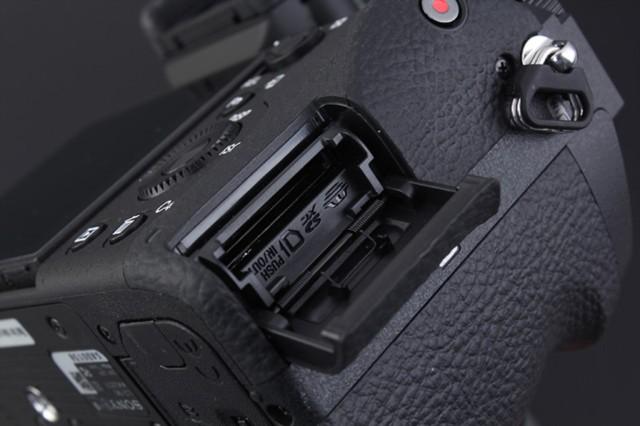 索尼ILCE-7M2 A7 2 A72 全画幅单反相机(单机身)局部细节图图片6