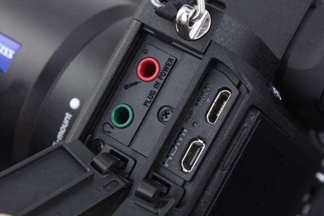 索尼ILCE-7M2 A7 2 A72 全画幅单反相机(单机身)局部细节图图片10