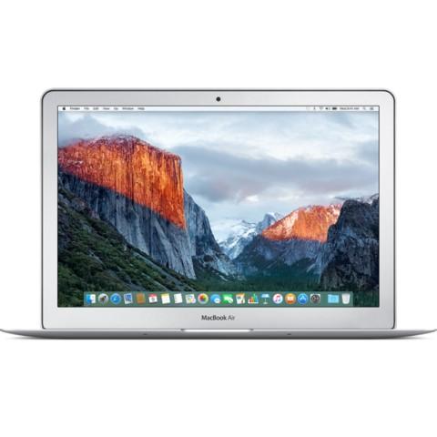 苹果MacBook Air 13.3英寸笔记本电脑 银色(Core i7 处理器/8GB内存/128GB SSD闪存 Z0TA0002L)笔记本产品图片2