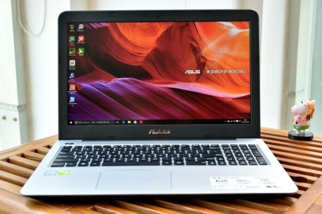 华硕顽石四代尊享版 15.6英寸笔记本电脑(i7-6500U 8G 1TB NVIDIA GEFORCE 940M 2G独显 深蓝色)实拍图片3