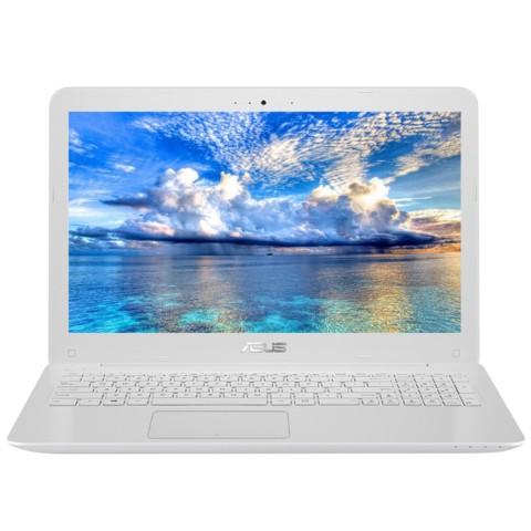 华硕顽石四代疾速版 15.6英寸笔记本电脑(i7-6500U 4G 512GB SSD GT940M 2G独显 白色 LED)笔记本产品图片1