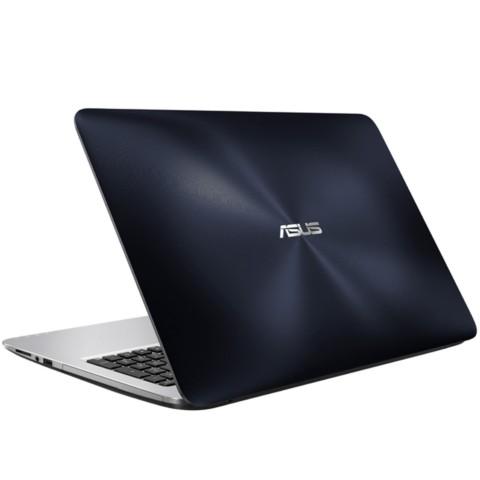 华硕 顽石四代旗舰版 15.6英寸笔记本电脑(i7-6500U 4G 1TB+128GB SSD GT940M 2G独显 深蓝 LED)笔记本产品图片2